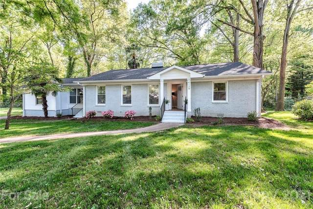 4128 Sheridan Drive, Charlotte, NC 28205 (#3729074) :: LePage Johnson Realty Group, LLC