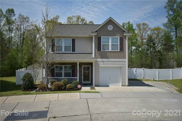 1512 Cherry Park Drive, Gastonia, NC 28052 (#3729077) :: The Ordan Reider Group at Allen Tate