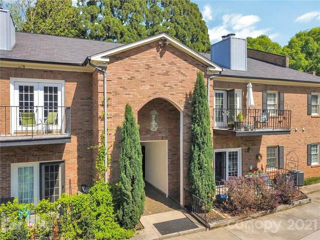 1014 Queens Road C, Charlotte, NC 28207 (#3729094) :: Ann Rudd Group