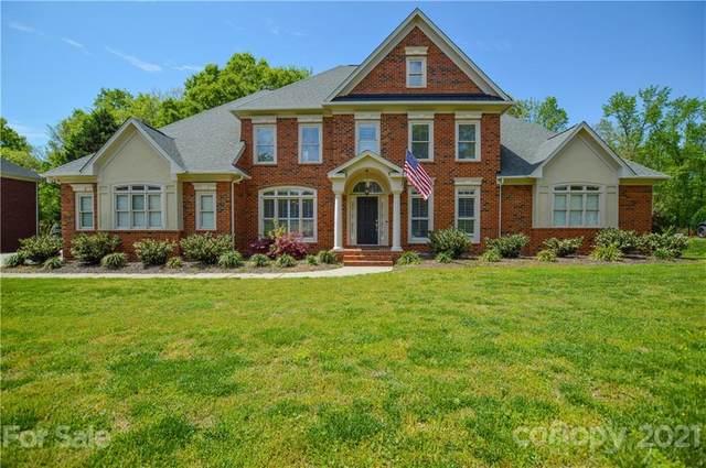 1708 Hickory Ridge Drive, Marvin, NC 28173 (#3729137) :: LePage Johnson Realty Group, LLC
