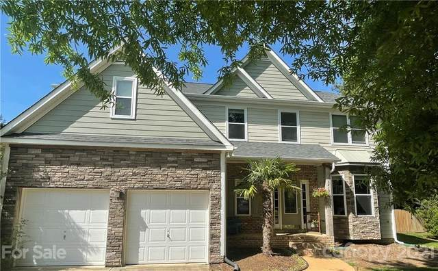 3219 Hadden Hall Boulevard, Fort Mill, SC 29715 (#3729139) :: Carver Pressley, REALTORS®