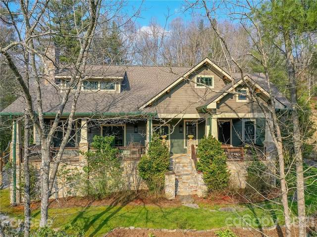 365 Chattooga Run, Hendersonville, NC 28739 (#3729140) :: The Premier Team at RE/MAX Executive Realty