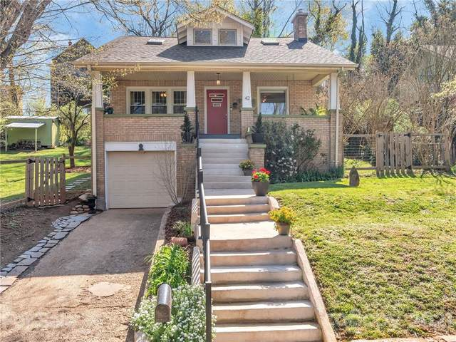 42 Crestmont Avenue, Asheville, NC 28806 (#3729188) :: High Performance Real Estate Advisors