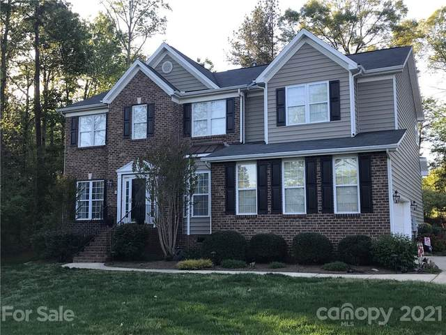 6907 Club Champion Lane, Mint Hill, NC 28227 (#3729221) :: The Allen Team