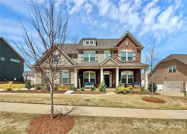5028 Hudson Mill Drive, Waxhaw, NC 28173 (#3729233) :: The Allen Team