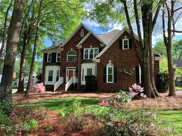 7005 High Vista Court, Matthews, NC 28104 (#3729244) :: LePage Johnson Realty Group, LLC