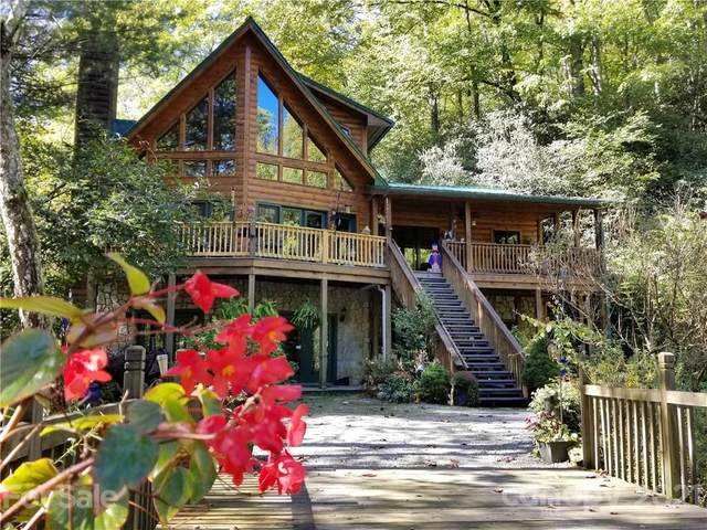 4276 Pickens Highway, Rosman, NC 28772 (#3729263) :: Keller Williams Professionals