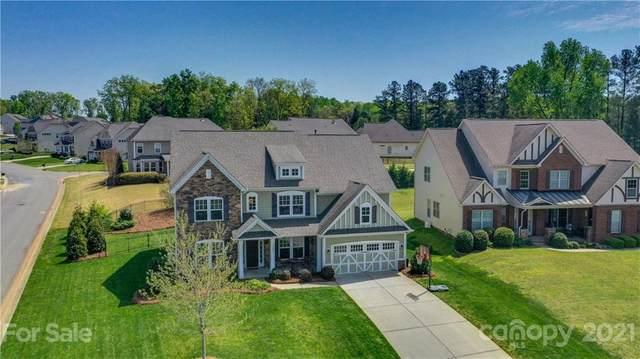 11377 Serenity Farm Drive, Midland, NC 28107 (#3729309) :: High Performance Real Estate Advisors