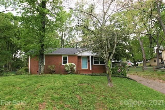 6408 Springfield Drive, Charlotte, NC 28212 (#3729311) :: Lake Norman Property Advisors