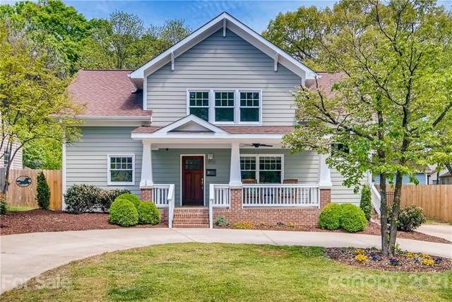 1925 Marguerite Avenue, Charlotte, NC 28205 (#3729320) :: High Performance Real Estate Advisors