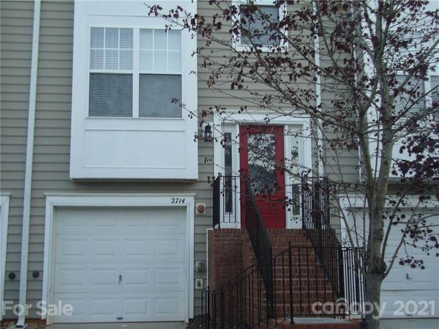 2714 Avalon Loop Road, Charlotte, NC 28269 (#3729344) :: Stephen Cooley Real Estate Group