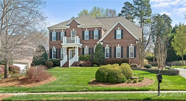 652 NW Georgetown Drive NW, Concord, NC 28027 (#3729376) :: Caulder Realty and Land Co.
