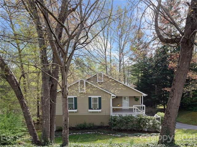 25 Friendly Way, Asheville, NC 28806 (#3729399) :: SearchCharlotte.com