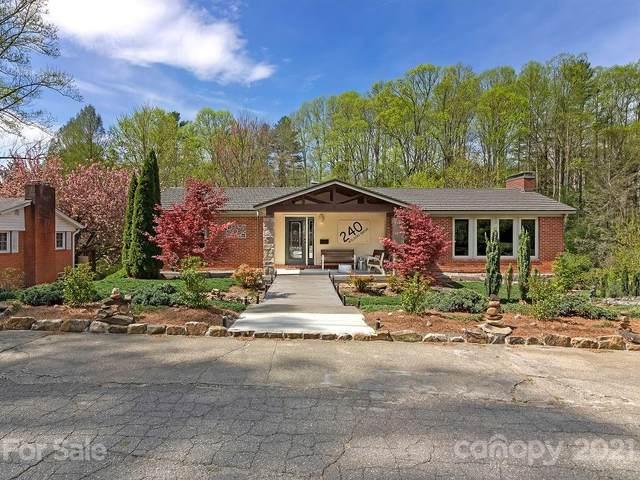240 Wilson Drive, Brevard, NC 28712 (#3729414) :: Caulder Realty and Land Co.