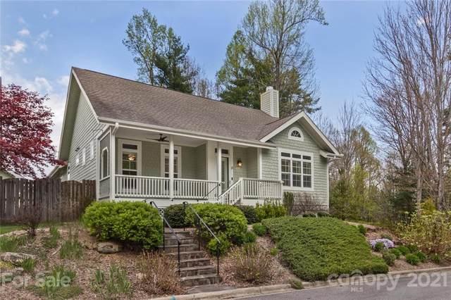 18 Halftimber Lane, Flat Rock, NC 28731 (#3729420) :: LePage Johnson Realty Group, LLC