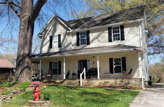 206 3rd Avenue, Taylorsville, NC 28681 (#3729428) :: LePage Johnson Realty Group, LLC