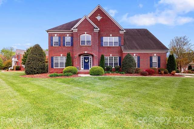 2505 Cornwall Court NW, Concord, NC 28027 (#3729432) :: Caulder Realty and Land Co.