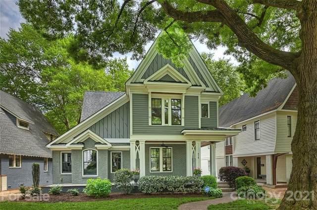 416 N Dotger Avenue, Charlotte, NC 28204 (#3729437) :: Willow Oak, REALTORS®