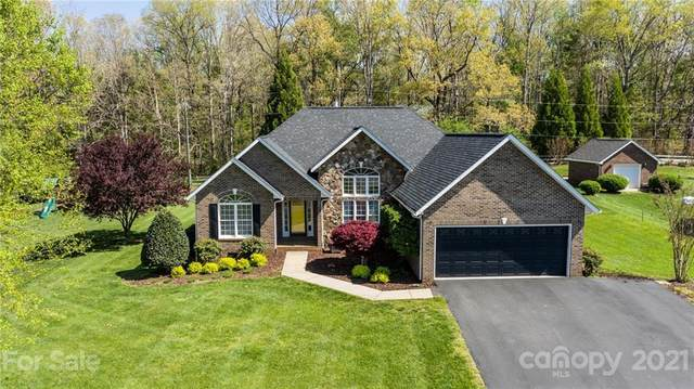 3894 Brickfield Street, Hickory, NC 28602 (#3729454) :: Robert Greene Real Estate, Inc.