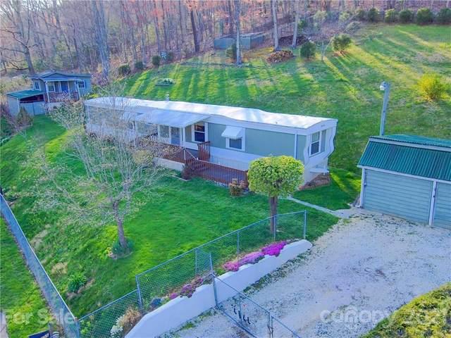 355 Dix Creek Road #2, Asheville, NC 28748 (#3729494) :: BluAxis Realty