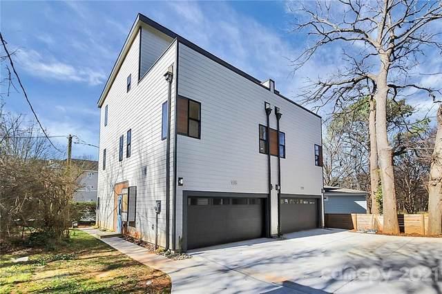 1115 Greenleaf Avenue A, Charlotte, NC 28202 (#3729509) :: Scarlett Property Group