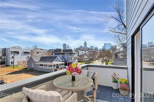 1113 Greenleaf Avenue A, Charlotte, NC 28202 (#3729513) :: High Performance Real Estate Advisors