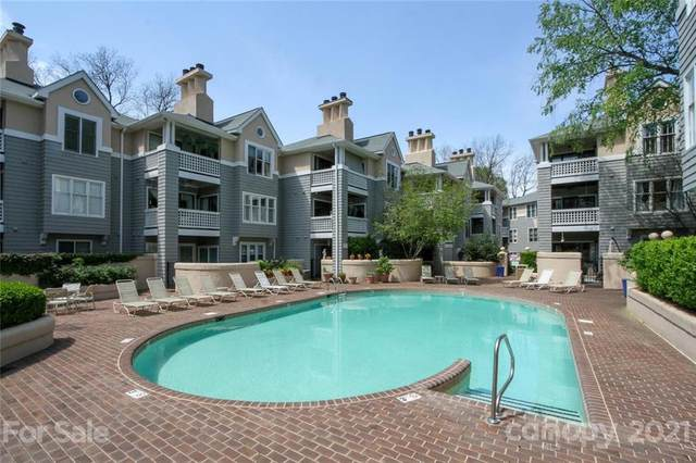 232 Queens Road #34, Charlotte, NC 28204 (#3729514) :: High Performance Real Estate Advisors