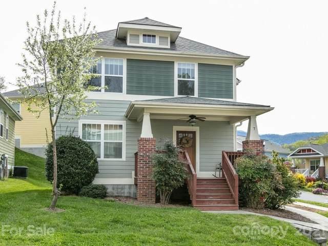 7 Teems Lane, Asheville, NC 28805 (#3729515) :: Homes Charlotte