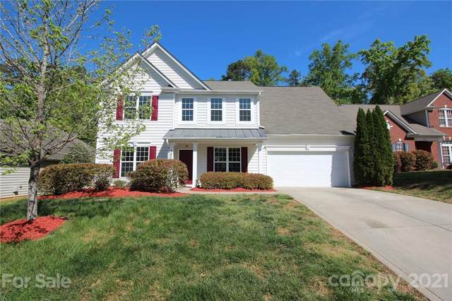 7825 Greylock Ridge Road, Matthews, NC 28105 (#3729544) :: High Performance Real Estate Advisors