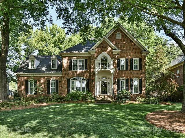 2538 Honey Creek Lane, Matthews, NC 28105 (#3729586) :: High Performance Real Estate Advisors