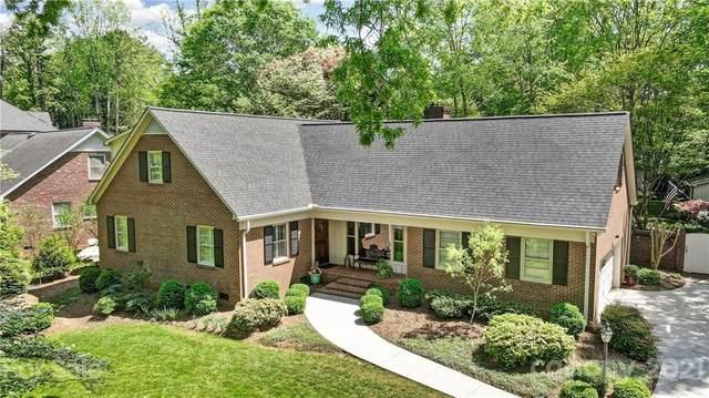 5831 Lansing Drive, Charlotte, NC 28270 (#3729611) :: Carolina Real Estate Experts