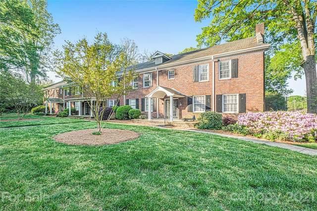 522 Hawthorne Lane #13, Charlotte, NC 28204 (#3729702) :: High Performance Real Estate Advisors