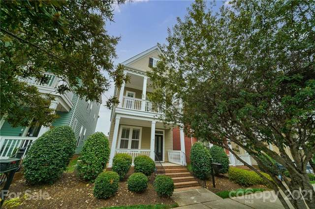 715 8th Street, Charlotte, NC 28202 (#3729755) :: Cloninger Properties