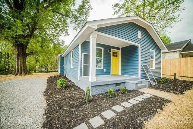 1016 E 10th Street, Kannapolis, NC 28083 (#3729765) :: Ann Rudd Group