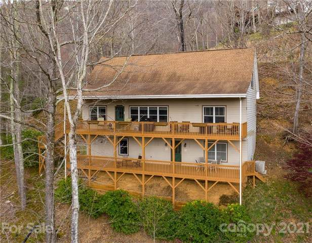 198 Running Deer Trail, Waynesville, NC 28786 (#3729769) :: The Premier Team at RE/MAX Executive Realty
