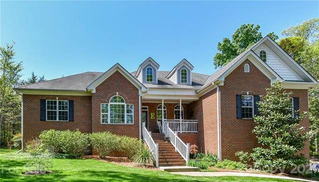 414 Breezewood Drive L19, Charlotte, NC 28262 (#3729777) :: High Performance Real Estate Advisors