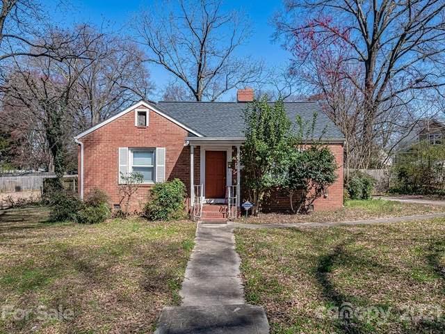 1151 Woodside Avenue, Charlotte, NC 28205 (#3729815) :: Willow Oak, REALTORS®
