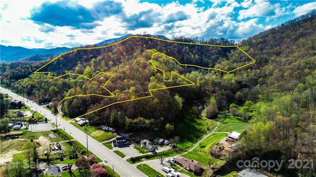 000 Spy Rock Road #11 & #21-22, Maggie Valley, NC 28785 (#3729829) :: Home and Key Realty