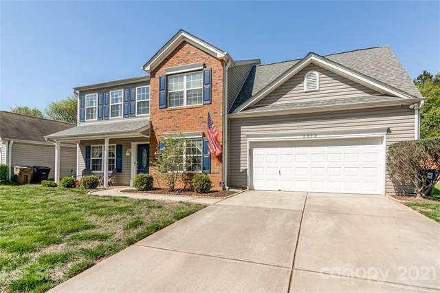 3313 Arbor Pointe Drive #7, Indian Trail, NC 28079 (#3729834) :: Ann Rudd Group