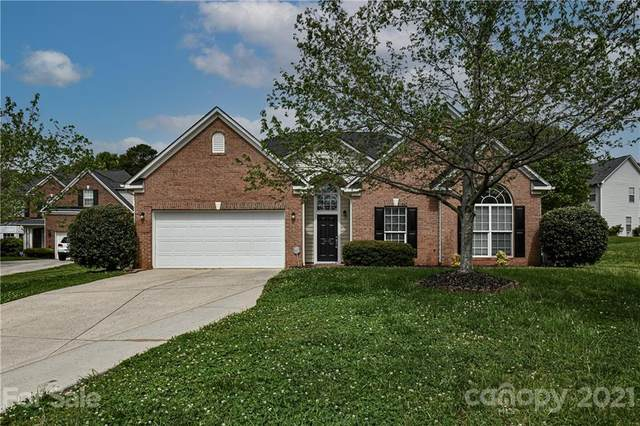 10011 Lomax Ridge Drive #87, Charlotte, NC 28216 (#3729839) :: Stephen Cooley Real Estate Group