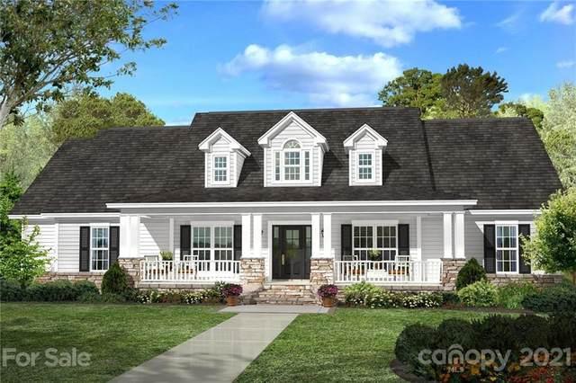 7930 Deerbridge Street #76, Mint Hill, NC 28227 (#3729844) :: High Performance Real Estate Advisors