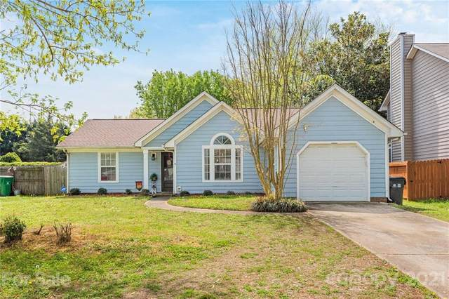 3105 Old House Circle, Matthews, NC 28105 (#3729854) :: Cloninger Properties