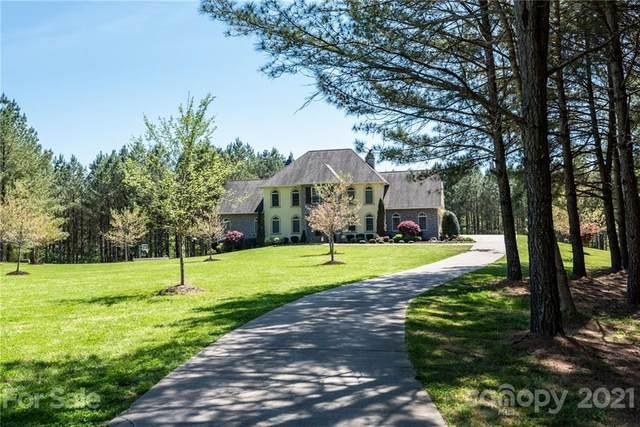 4597 Hickory Nut Ridge Road, Granite Falls, NC 28630 (#3729871) :: Johnson Property Group - Keller Williams