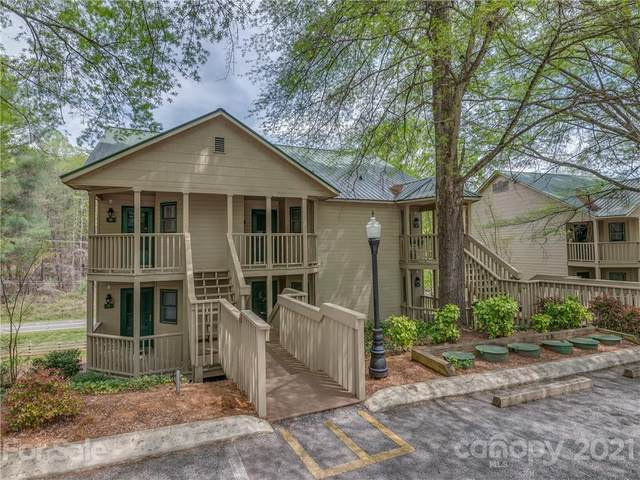 160 Whitney Boulevard #11, Lake Lure, NC 28746 (#3729900) :: The Allen Team