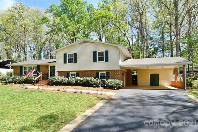 1837 Buddingbrook Lane, Winston Salem, NC 27106 (#3729913) :: The Premier Team at RE/MAX Executive Realty