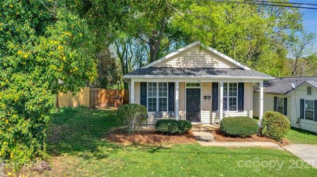 321 S High Street, Lincolnton, NC 28092 (#3729918) :: The Ordan Reider Group at Allen Tate
