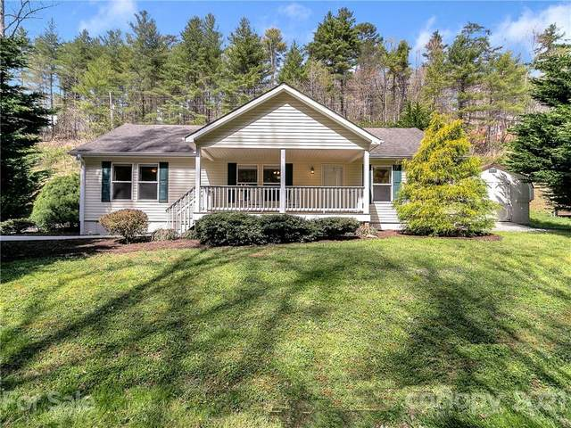 145 Heavens Valley Drive, Mars Hill, NC 28754 (#3729947) :: LePage Johnson Realty Group, LLC