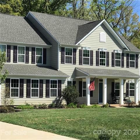 905 Brookmeade Drive, Waxhaw, NC 28173 (#3729950) :: High Performance Real Estate Advisors