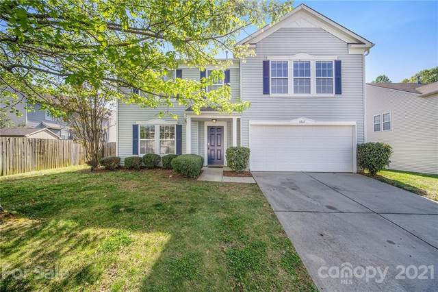 6607 Fawn View Drive, Charlotte, NC 28216 (#3729965) :: Scarlett Property Group