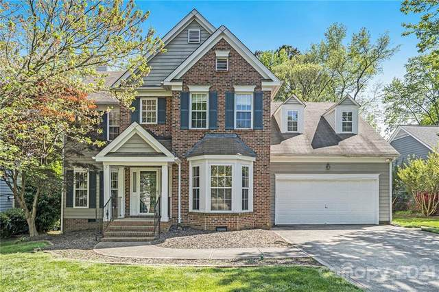 4627 Dellfield Way, Charlotte, NC 28269 (#3729974) :: The Allen Team